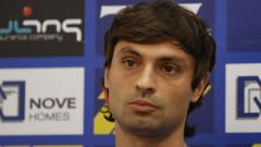 Мартин Райнов: В нас има спортна злоба, АЕК не е по-силен от Левски