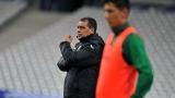 България ще играе контрола с Македония