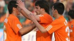 Литекс победи с 3:0 Работнички (Скопие)