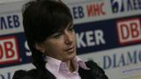 Дафовска: Анев е длъжен да се съобразява с приоритетите на федерацията