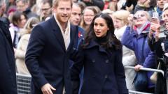 Първи официален ангажимент на годеницата на принца