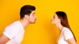 Защо целувката заслужава свой празник