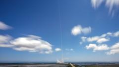 SpaceX успешно си върна ракетата Falcon 9 след изпращане на 10 сателита