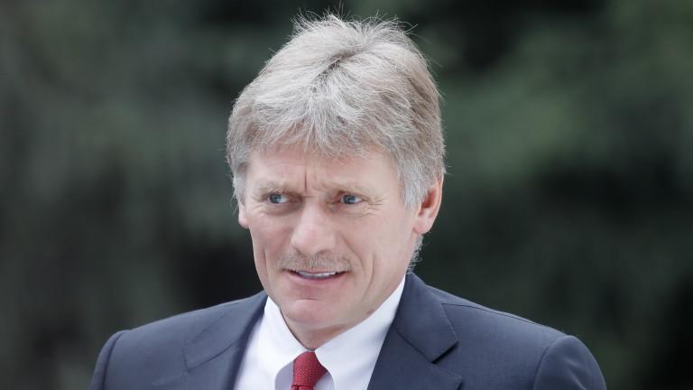 Кремъл: Технологичните компании не трябва да разпространяват призиви за незаконни действия