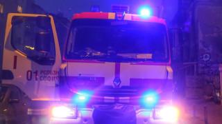 Пожар изпепели апартамент в Стара Загора