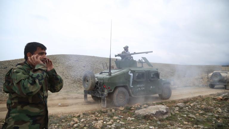 Талибаните бойкотират мирен форум