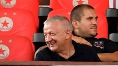 Крушарски: Докато аз съм в Локомотив, Войнов ще бъде треньор