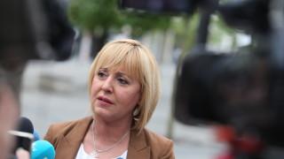 Манолова очаква мнозинството на промяната да е по-голямо с проекта Петков-Василев