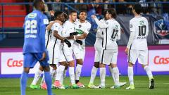 ПСЖ измести Монако от върха на Лига 1