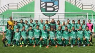 Витоша U16 ще играе в Елитната до 17 години през следващия сезон