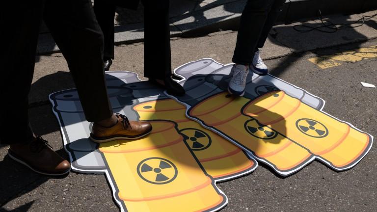ООН загрижена за изпускането на радиактивна вода от Фукушима