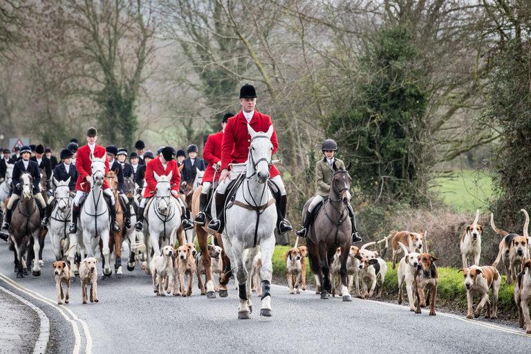 Ловът на 26 декември е традиция не само за кралското семейство