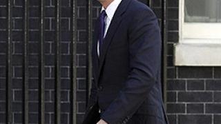 Правителството на Камерън се зае с дефицита