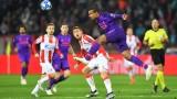 Ливърпул с негативен рекорд в Шампионската лига