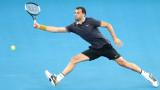 Григор Димитров победи Джон Милман и е на 1/4-финал в Бризбън