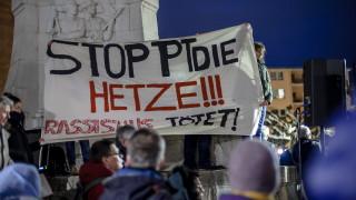 Нацистите вън – скандират хиляди в Германия след терора