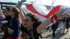 Беларуската полиция задържа над 10 души на митинг на опозицията в Минск