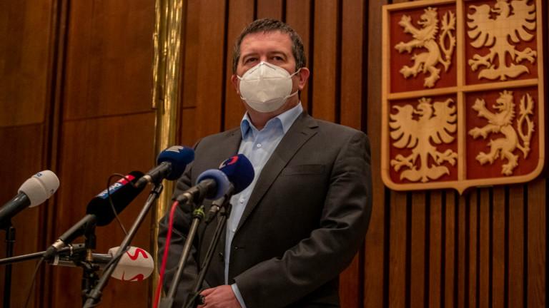 В Чехия разследват вицепремиера Хамачек за злоупотреба и теч на информация