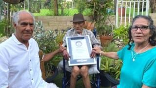 На колко години е най-възрастният мъж на света