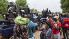 Мали: Франция ни изостави