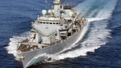 Русия следи ракетни разрушители на Великобритания и Нидерландия в Черно море