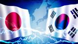 """Сеул отвръща на удара - изключва Япония от """"белия си списък"""""""