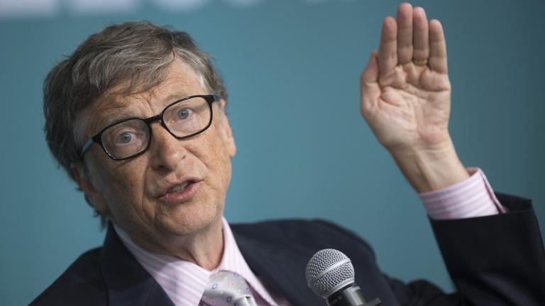 Създателят на технологичния гигант Microsoft Бил Гейтс епосветил повече от