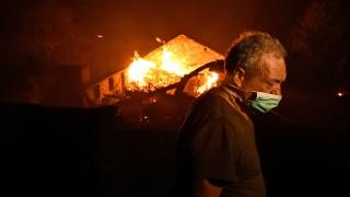 Близо 40 загинали и десетки ранени при пожарите в Португалия и Испания
