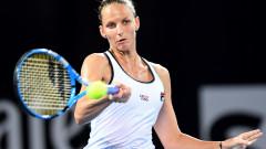 Каролина Плишкова продължава победната си серия на Australian Open