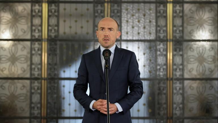 Най-голямата опозиционна партия в Полша официално ще поиска касиране на
