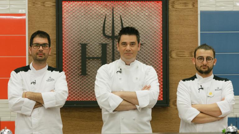 Hell's Kitchen България: Филип и Дани на финала
