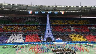 С бляскава церемония бе открито Евро 2016