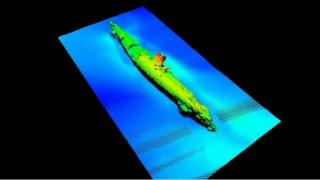 Откриха останките на германска подводница от Първата световна война край Шотландия