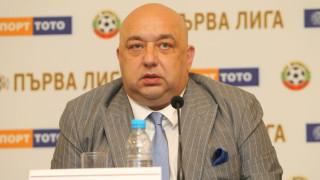 Министър Кралев не вярва, че УЕФА ще накаже България