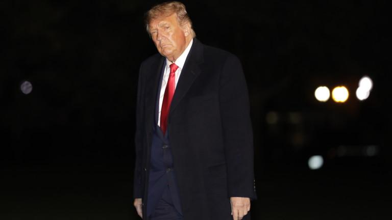 Тръмп ограничи приема на бежанци в САЩ до рекордно ниски нива