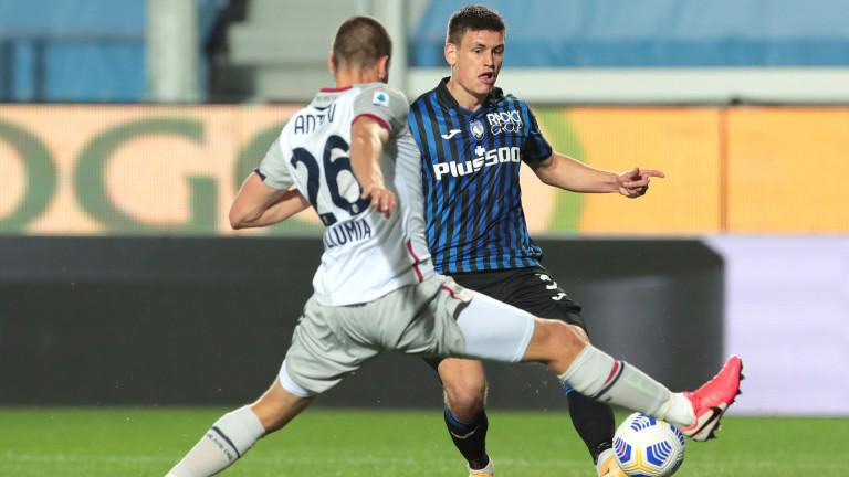 Старши треньорът на Болоня - Синиша Михайлович коментира трансферните планове