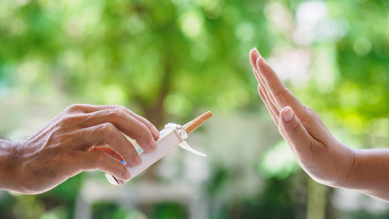 Снимка: Най-лесният начин да откажем цигарите