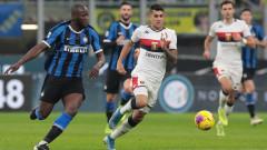 """Интер зарадва Конте и сбъдна коледното му желание, """"нерадзурите"""" ще зимуват на върха в Италия"""