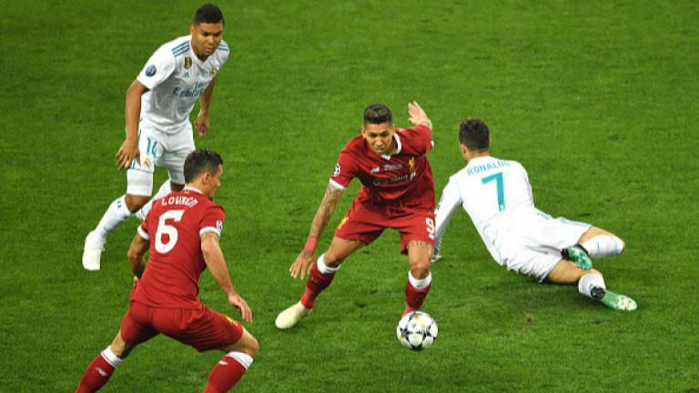 Време е за финал: Реал (Мадрид) - Ливърпул 3:1, Кариус закопа Ливърпул