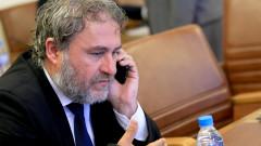 """Боил Банов проверява антиките на фондация """"Тракия"""""""