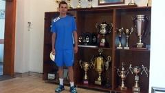 Новият в Левски: Направих стъпка напред в моята кариера