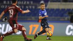 Лацио без проблем на 1/4-финал, Имобиле с нови два гола