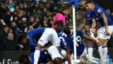 Евертън победи Бърнли с 1:0 във Висшата лига