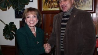 Борисов договаря партньорство между софийски и американски ВУЗ