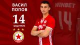 Локомотив (София) картотекира Васил Попов