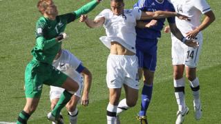 Драма донесе точка на Нова Зеландия срещу Словакия