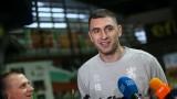 Цветан Соколов: Празници са, но всички сме тук, за да играем за България