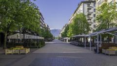 """Булевард """"Витоша"""" остава сред най-евтините търговски улици на Балканите"""