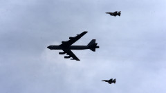САЩ предупредиха Иран с полет на бомбардировачи в Близкия изток