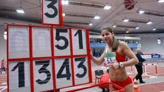 Александра Начева ще носи българското знаме при откриването на младежките Олимпийски игри